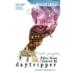 Daytripper Book